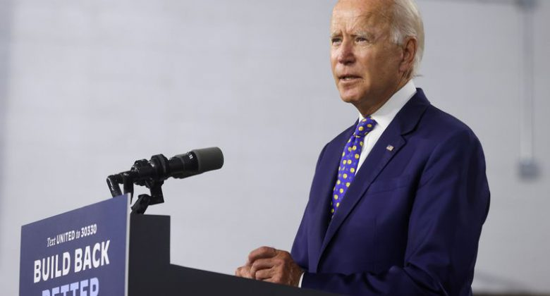 Biden leaves his mark on markets in first 100 days